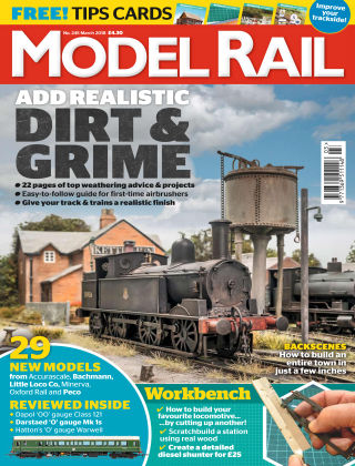 Model Rail issue 245