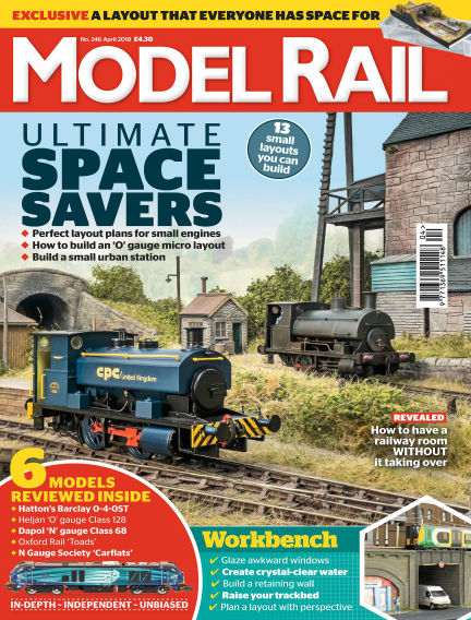 Model Rail March 15, 2018 00:00