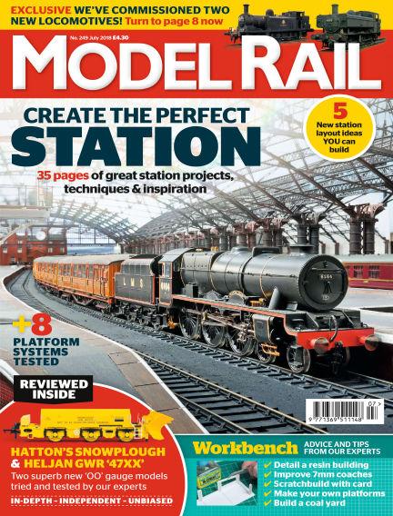 Model Rail June 07, 2018 00:00