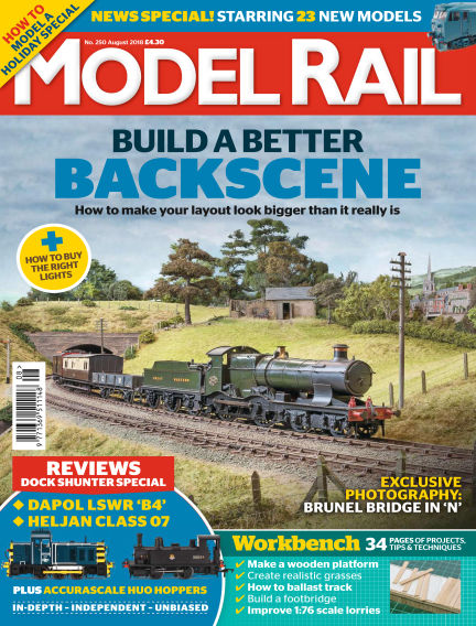 Model Rail July 05, 2018 00:00