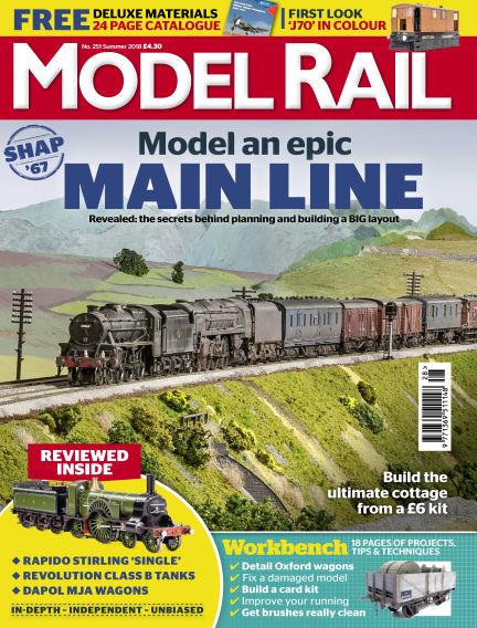 Model Rail August 02, 2018 00:00