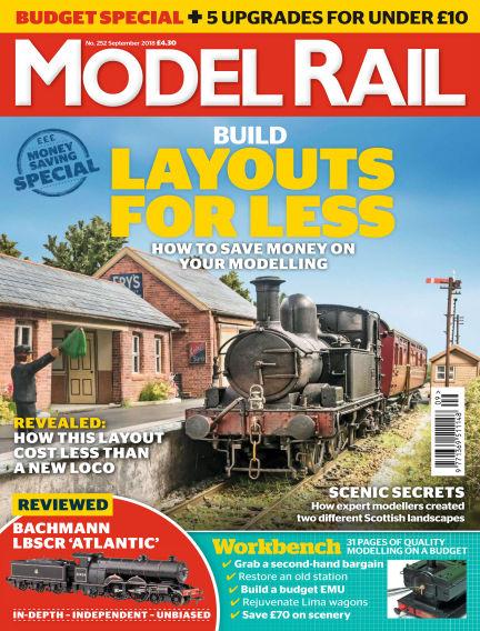Model Rail August 30, 2018 00:00