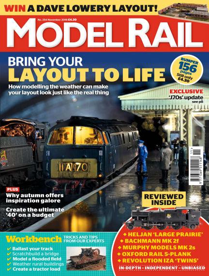 Model Rail October 25, 2018 00:00