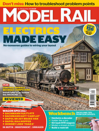 Model Rail Issue 255