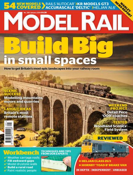 Model Rail December 20, 2018 00:00