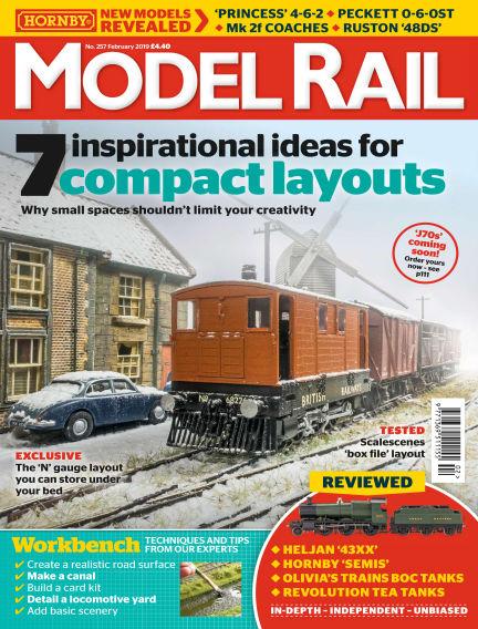Model Rail January 17, 2019 00:00