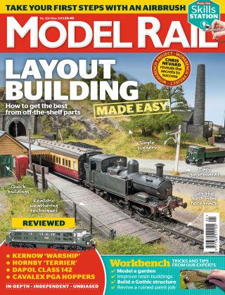 Model Rail May 2019