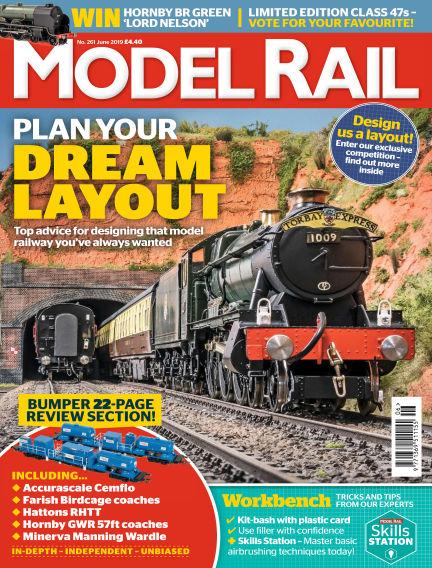 Model Rail May 09, 2019 00:00
