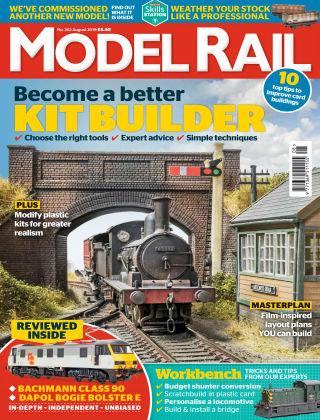 Model Rail Aug 2019