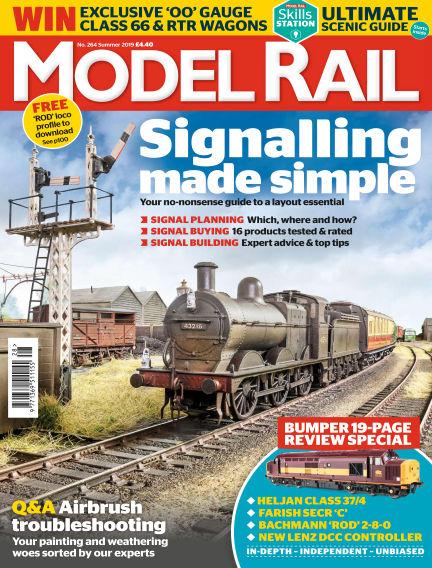 Model Rail August 08, 2019 00:00