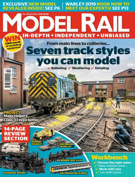 Model Rail October 03, 2019 00:00