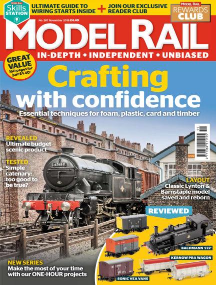 Model Rail October 31, 2019 00:00