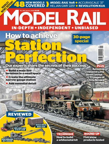 Model Rail December 26, 2019 00:00