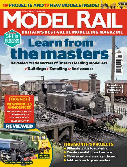 Model Rail January 23, 2020 00:00