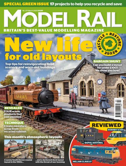 Model Rail February 20, 2020 00:00