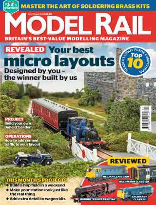 Model Rail Apr 2020