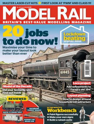 Model Rail Jun 2020