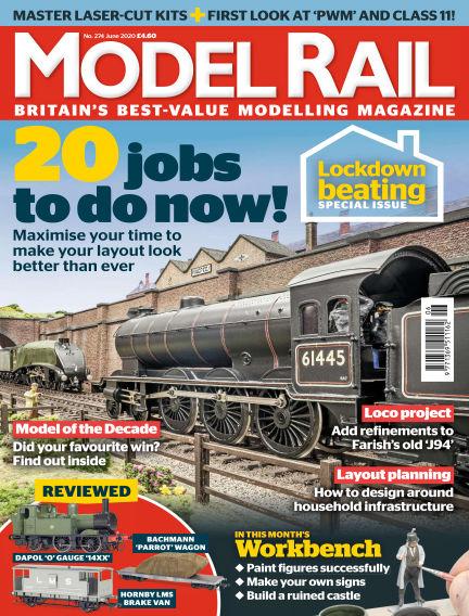 Model Rail May 14, 2020 00:00