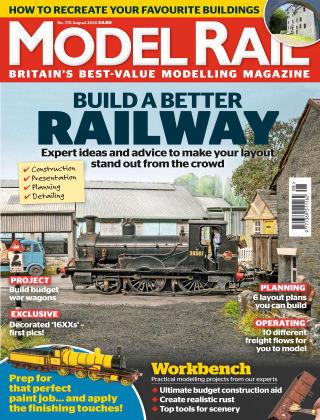 Model Rail August 2020