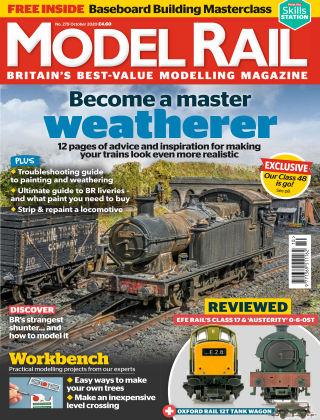 Model Rail October 2020