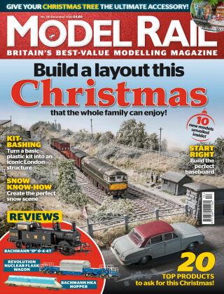 Model Rail December 2020