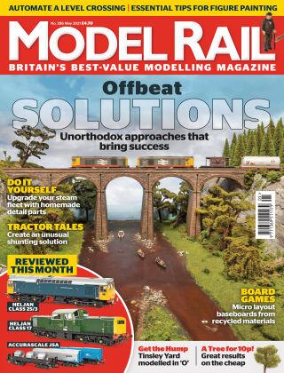 Model Rail May 2021