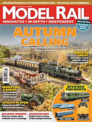 Model Rail October 2021