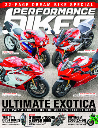 Performance Bikes August 2014