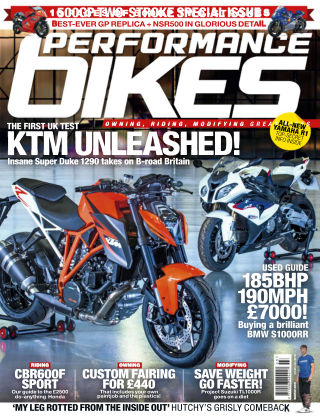 Performance Bikes March 2014