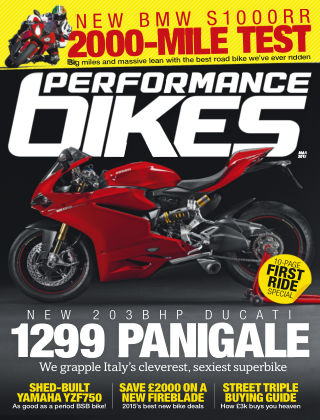 Performance Bikes March 2015