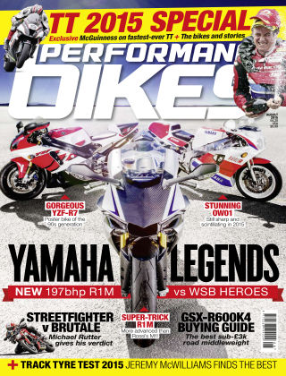Performance Bikes August 2015