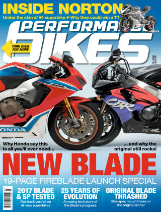Performance Bikes March 2017