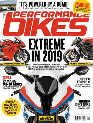 Performance Bikes Jan 2019