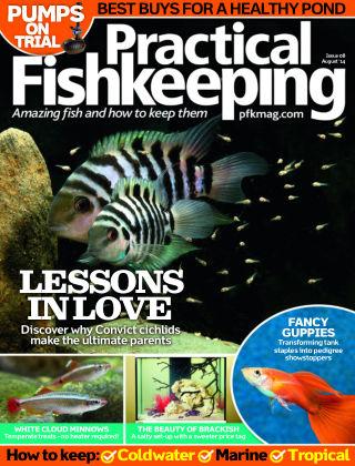 Practical Fishkeeping August 2014