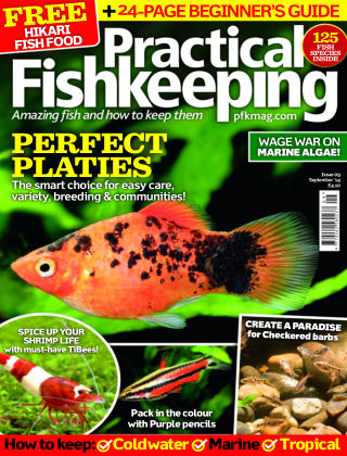 Practical Fishkeeping September 2014