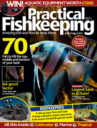 Practical Fishkeeping March 2014