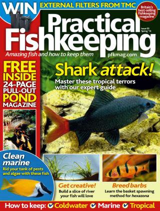 Practical Fishkeeping Spring 2014