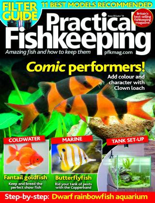 Practical Fishkeeping June 2014