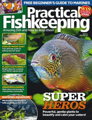 Practical Fishkeeping December 2014