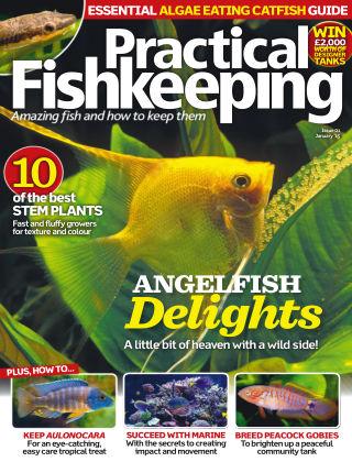 Practical Fishkeeping January 2015
