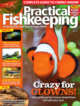 Practical Fishkeeping March 2015