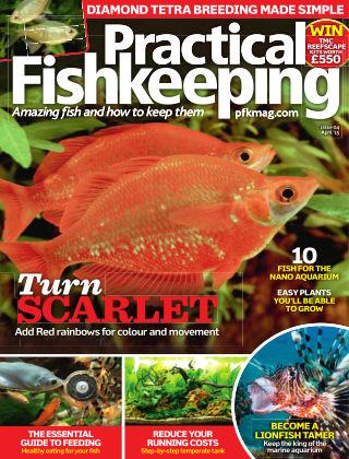 Practical Fishkeeping April 2015
