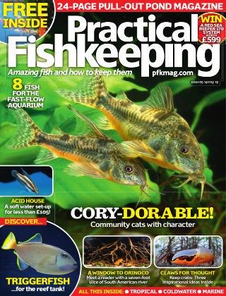 Practical Fishkeeping Spring 2015