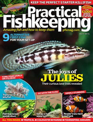 Practical Fishkeeping June 2015