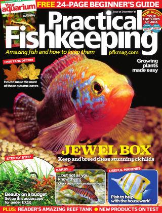 Practical Fishkeeping December 2015