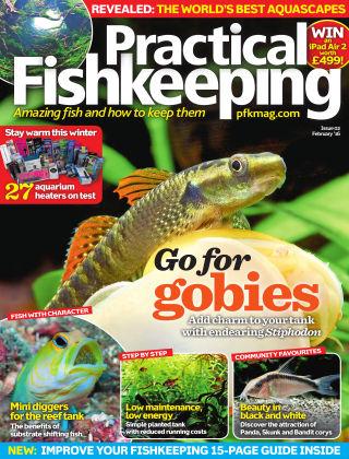 Practical Fishkeeping February 2016