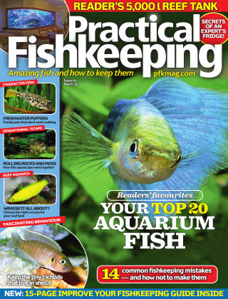 Practical Fishkeeping March 2016