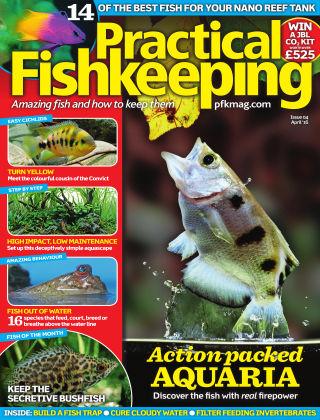 Practical Fishkeeping April 2016