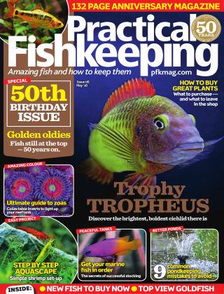 Practical Fishkeeping May 2016