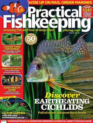 Practical Fishkeeping June 2016